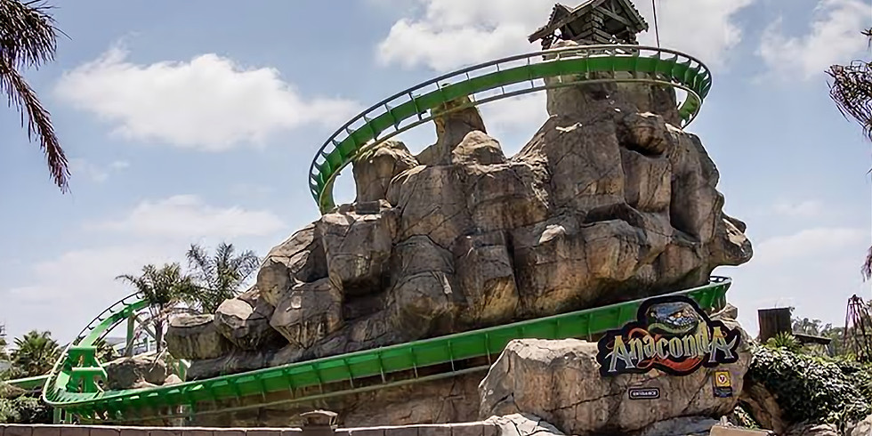 Gold Reef City outing