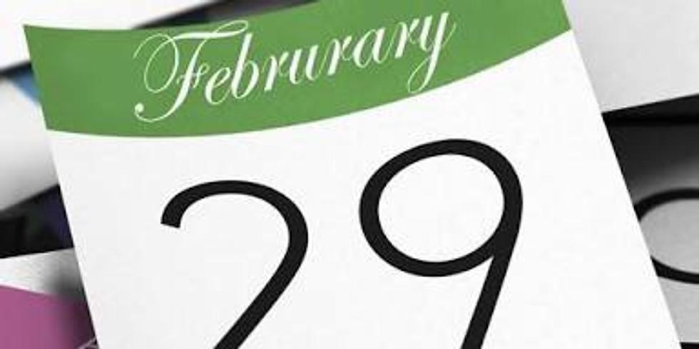 Leap Year Social (Line Dance @ 19:00)