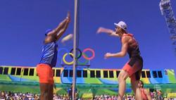 chaim hitting olympics