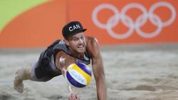 chaim olympic pic