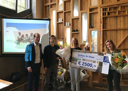 Charity Project Award 2018 by Reynaers