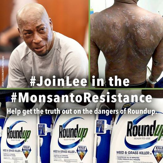 Learn more: https://bit.ly/2MCIByD #JoinLee in the #MonsantoResistance