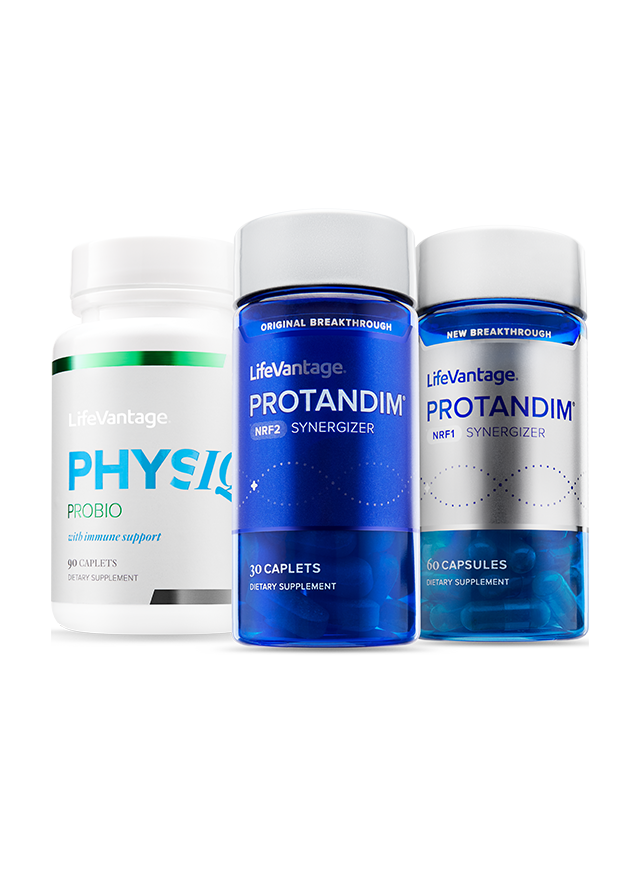 Nrf2 and Anti-Aging--Why I Take Protandim Everyday!! and You Should Too