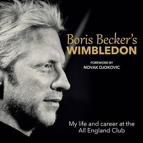 Boris Becker's Wimbledon | Hardcover by Boris Becker