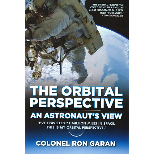 The Orbital Perspective | Hardcover by Ron Garan