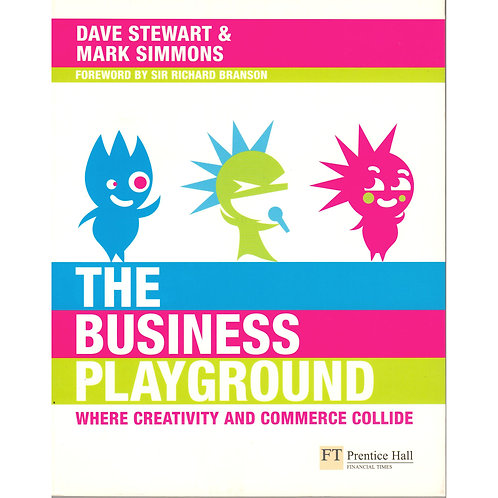 The Business Playground | Paperback by Dave Stewart and Mark Simmons