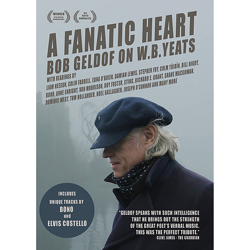A Fanatic Heart: Geldof On Yeats | DVD by Bob Geldof