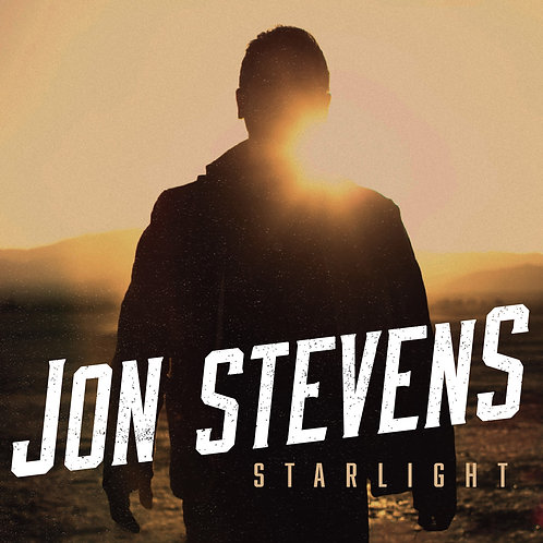 Starlight | CD by Jon Stevens