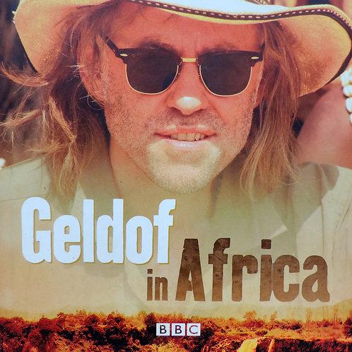 Geldof In Africa | Hardcover by Bob Geldof