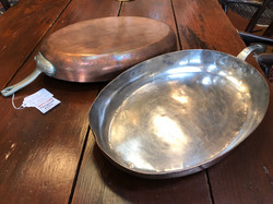 Large Oval Serving Pans
