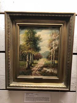 Frederick Porter Signed Artwork