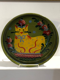 Peter Hunt Cat Tray