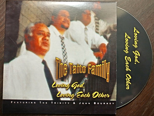 Loving God Loving Each Other (Taito Family) CD