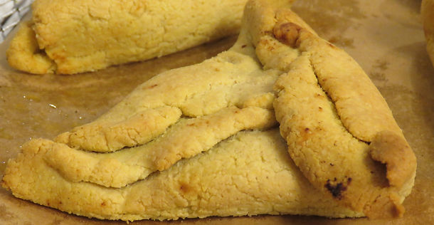 Vegan Air Fried Samosa