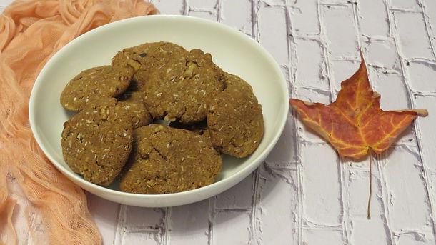 Choco-coco Gluten free cookies