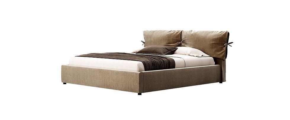 Ліжко Мері з бантами Люкс