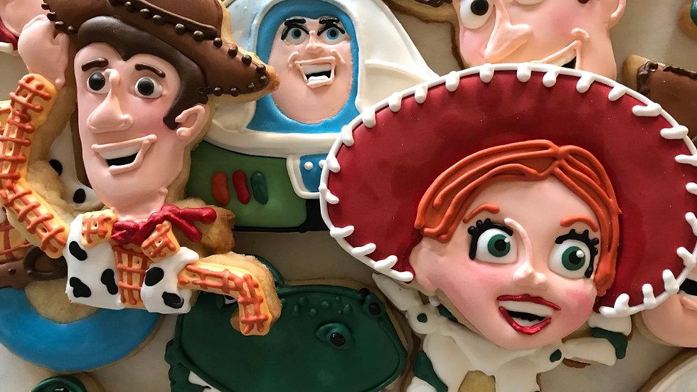 Toy Story Set  - One Dozen