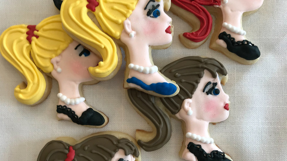 Classic Barbie per dozen