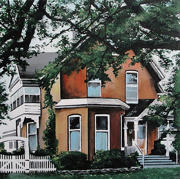 oak street. (SOLD)
