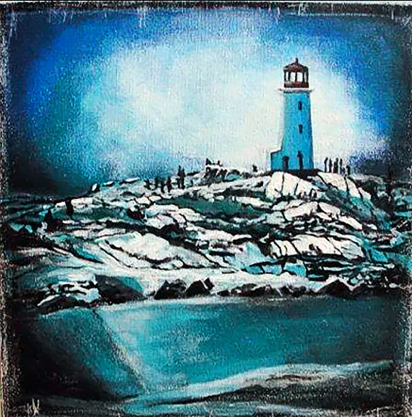peggy's cove. (SOLD)