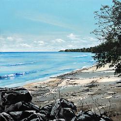 tom's beach. (SOLD)