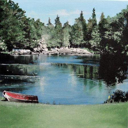 tarswell lake. (SOLD)
