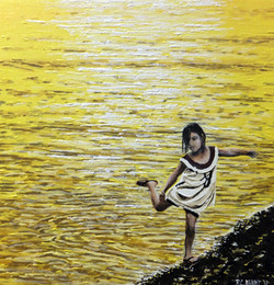 yellow river.