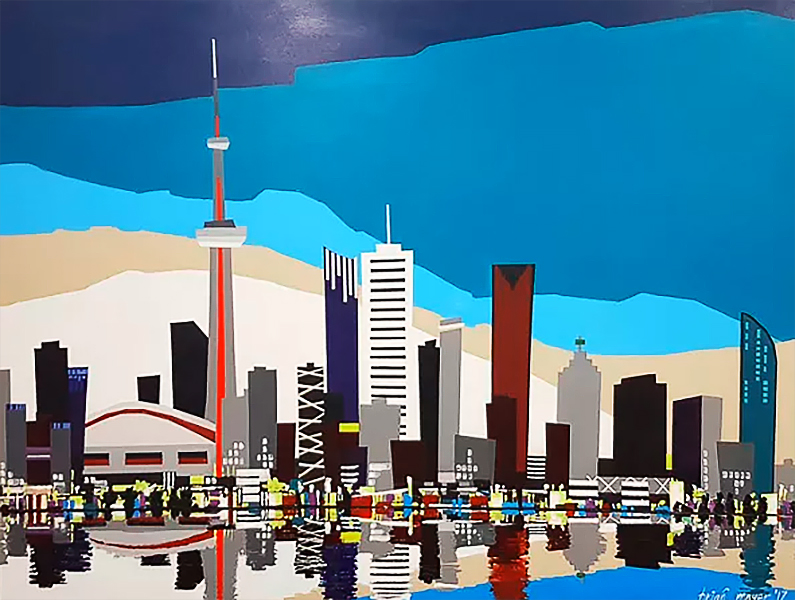 T.O. (SOLD)