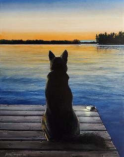 wollaston lake.