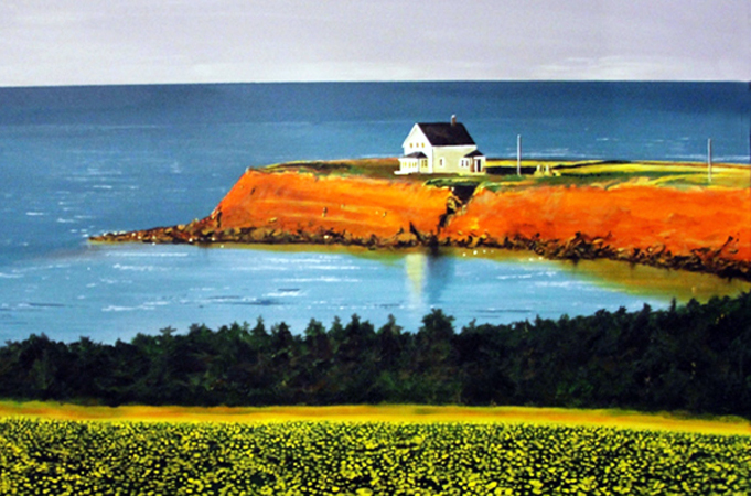 chepstowe bay. (SOLD)