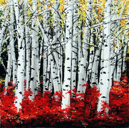 tom's trees. (SOLD)