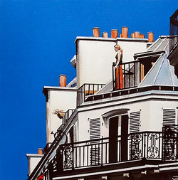 a day in paris. (SOLD)