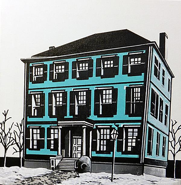 harrison house.