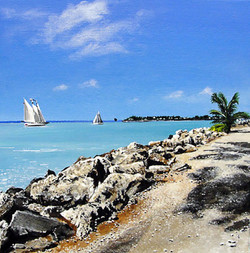 key west. (SOLD)
