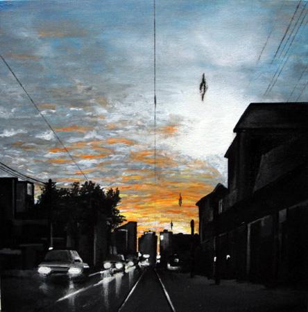 queen street east. (SOLD)