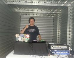 DJ Dave on location