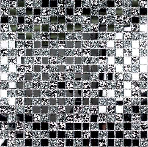 Мозаика Mirror 300х300 чип 4х15х15