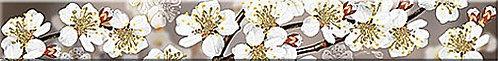 Бордюр 50,5*6,2 Amati Sakura