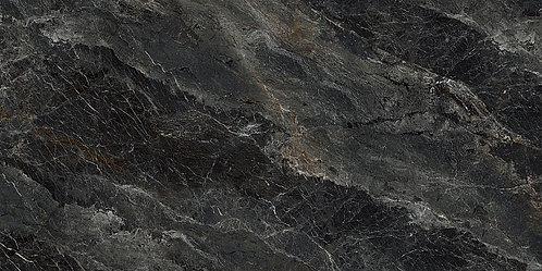 Керамогранит SG561802R Риальто серый тёмный дек.лев.лапп. 60х119,5х11