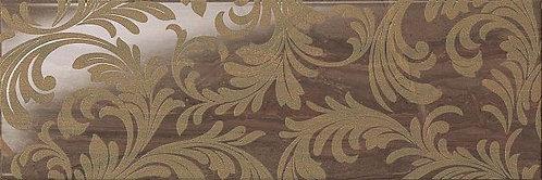 Декор настенный Suprema Bronze Acanto 25x75