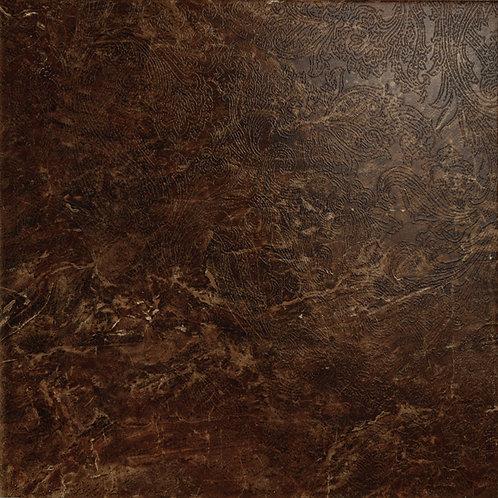 Calabria - Калабрия Коричневый Вставка Рамаж 45x45