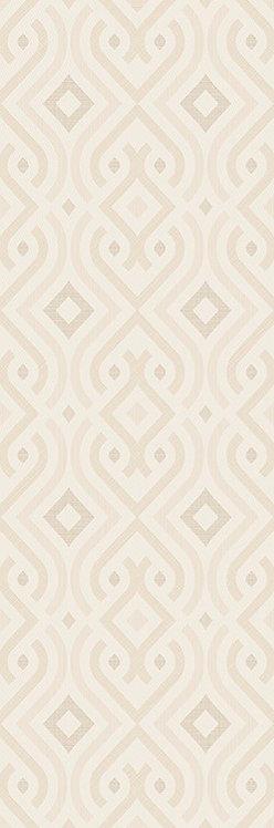 Настенная плитка COUTURE Decor Beige Rect. 39,8x119,8