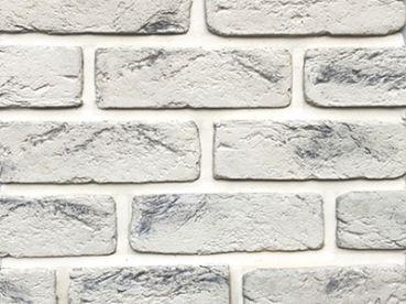 Кирпич Камнелит cтарый (бел/чер) 21х6,5х1,2