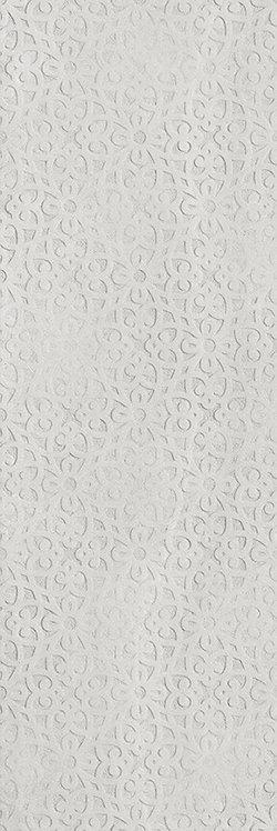 Настенная плитка ALCHEMY Decor Grey Rect. 39,8x119,8