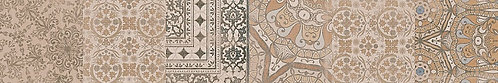 Керамогранит DL510500R Про Вуд беж светлый декорированный обрезной 20х119,5х11