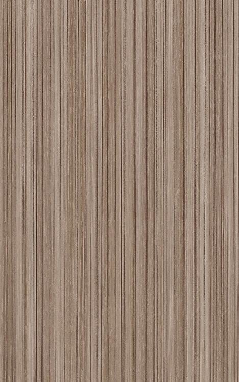 Стена Зебрано 250х400 коричневый