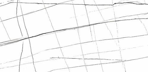 Керамогранит STRIPE White Full Lappato 80x160