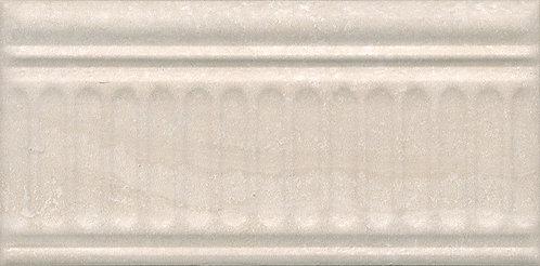 19047\3F Бордюр Олимпия беж структурированный 20х9,9х9,2