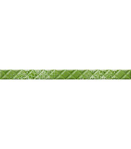 Бордюр Relax Aura Relax 400х30 зеленый