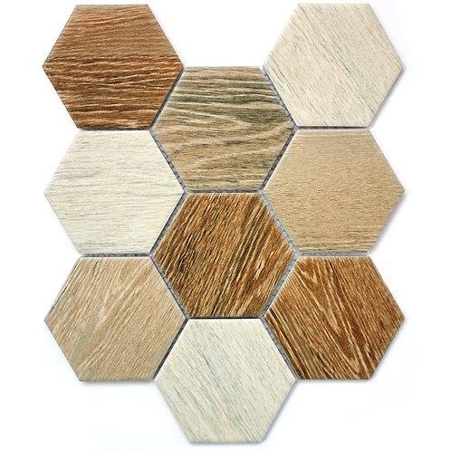 Мозаика Wood comb 295х256 чип: 95х110х6